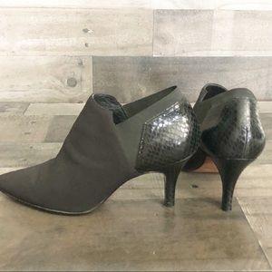 Donald J. Pliner | Ankle Suede Heeled Boots